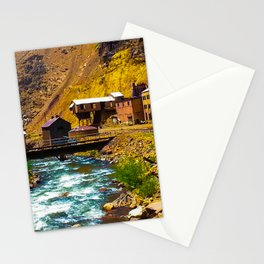 Gilman Ghost Town Stationery Cards