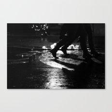 Limelight Canvas Print