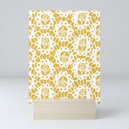 Bee Charmer Mini Art Print