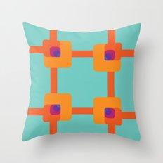 Egnaro Dezinrettap Throw Pillow
