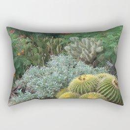 Cactus Garden #1 Rectangular Pillow