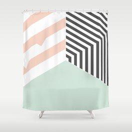 Mint Room #society6 #decor #buyart Shower Curtain