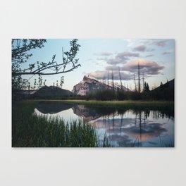 Outlive Canvas Print
