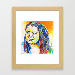 Cassidy Framed Art Print