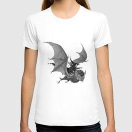 Inktober Bat T-shirt