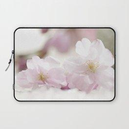 Delicate and fliligrane flowering of the almond tree Laptop Sleeve