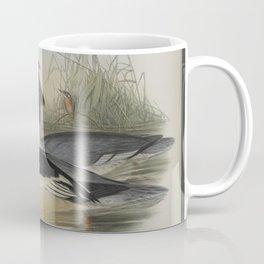 330 Mergus castor. Goosander Coffee Mug