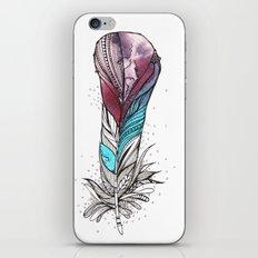 Monsoon Feather iPhone & iPod Skin