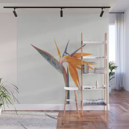 Bird of Paradise Wall Mural