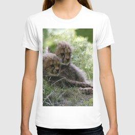 Cheetah20150906 T-shirt