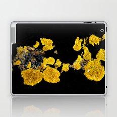 Yellow Lichen Laptop & iPad Skin