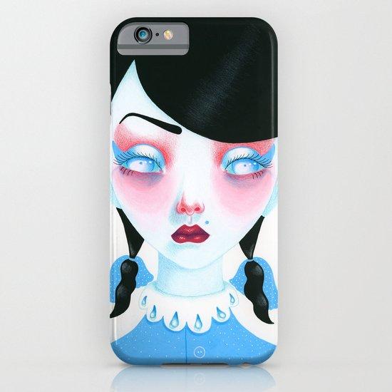 Vampire Girl iPhone & iPod Case