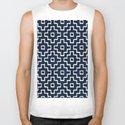Blue Geometric Pattern by pattern1