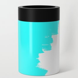 Shiny Turquoise balance Can Cooler