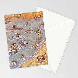 Children of summer Stationery Cards