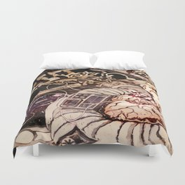 """""""What's Your Vice?"""" Duvet Cover"""