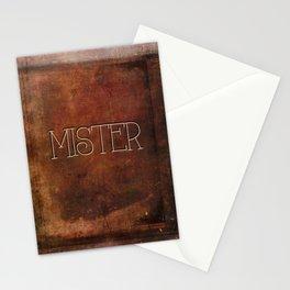 Mister Stationery Cards