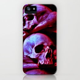 Skulls and Crossed Bones iPhone Case