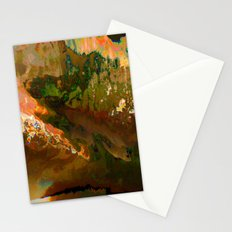 06-04-18 (Mountain Glitch) Stationery Cards