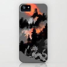 A samurai's life Slim Case iPhone SE