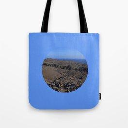 Tierra y mar Tote Bag