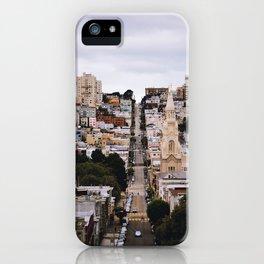 Frisco iPhone Case