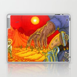 Western Sin / Our Mother the Mountain Laptop & iPad Skin