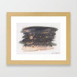 Universe 02 Framed Art Print