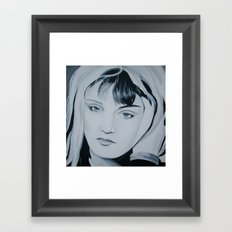 Exene Muse Framed Art Print