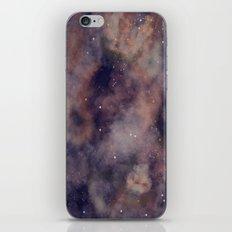 Nebula VII iPhone & iPod Skin