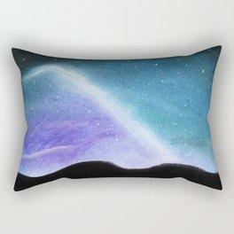 Pastel Starry Night Rectangular Pillow