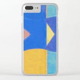 Half Fish Clear iPhone Case