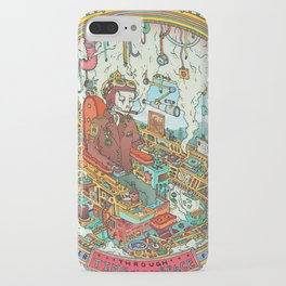 Time to Travel. iPhone Case