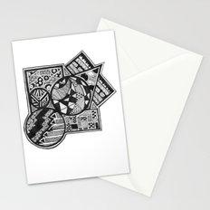 //.SSJ Stationery Cards