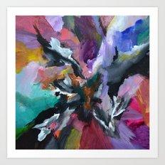 untitled z Art Print