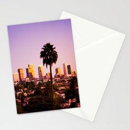 Silverlake Sunset Stationery Cards