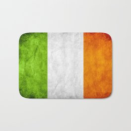 TriColour of Ireland bywhacky Bath Mat
