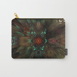 motion m flowers Carry-All Pouch