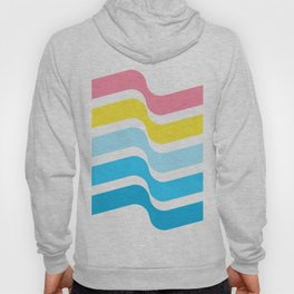 Wave colors  Arts and abstract; new gray decorations;Love is allowed Hoody