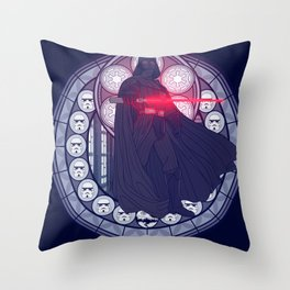 Darth Vader  Throw Pillow