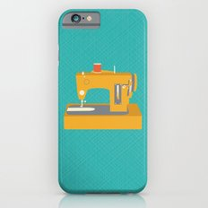 Sewing Machine Yellow Slim Case iPhone 6s
