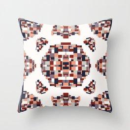 Bauhaus Print Throw Pillow