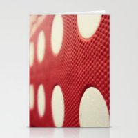 polka dot Stationery Cards featuring Polka dot by Losal Jsk