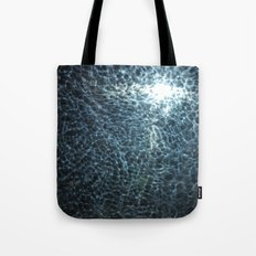 Design By Water Tote Bag