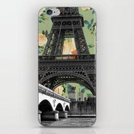 Springtime in Paris iPhone Skin