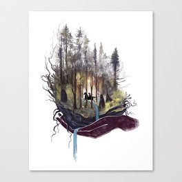 Earth Song Canvas Print