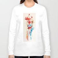 splash Long Sleeve T-shirts featuring Splash by zeze