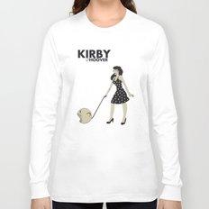 Kirby Hoover Long Sleeve T-shirt