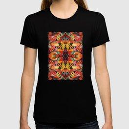 Kaleidoscopic Floral  T-shirt