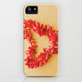 Aloha Maui iPhone Case